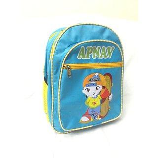 Apnav Light Blue Kids School Bag