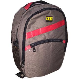 FBI Brown School Bag