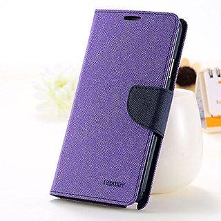 New Mercury Goospery Fancy Wallet Flip Case Back Cover for Lenovo K4 Note