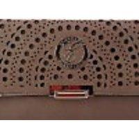 Eleegance Hand-held Bag (Maroon) 14167-Maroon