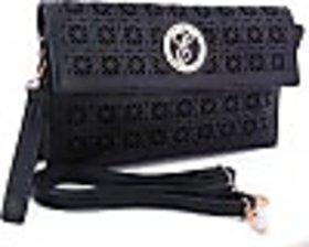 Eleegance Hand-held Bag (Orange) 14162-Orange