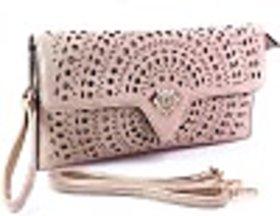 Eleegance Hand-held Bag (Beige) 14167-Beige