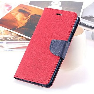 New Mercury Goospery Fancy Wallet Flip Case Back Cover for Redmi 2 S