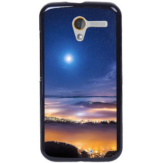 Instyler Digital Printed Back Cover For Moto X