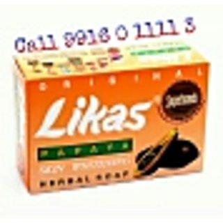 Likas Papaya Soap For Skin whitening result in 7-14 days