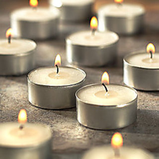 Tea Light Candle Pack Of 50 @skycandle