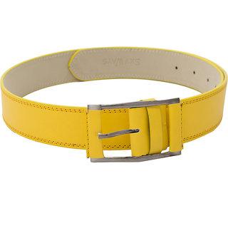 SkyWays subtle Quadra Buckle for Him in Sunshine Yellow (BLM-CLR-YLW)