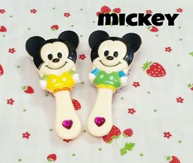 Kids Comb Multi Colour micky cartoon