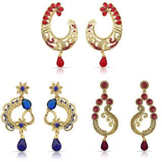 Stylish Wear Designer Earrings Combo-2286