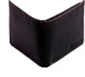 Eleegance Men Black Artificial Leather Wallet (13 Card Slots) 15649-Black