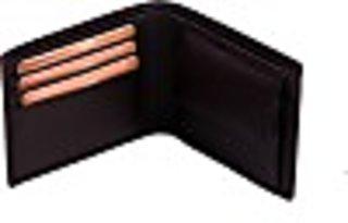 Eleegance Men Brown Artificial Leather Wallet (6 Card Slots) 15103-Brown