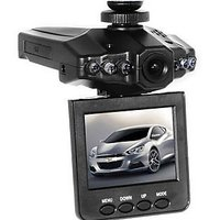 HD Portable Vehicle Dvr With 2.5 TFT LCD Screen For Recording While On The Road