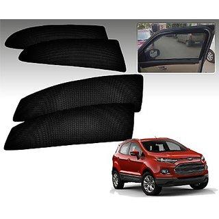 Premium Car Window Magnetic Sunshades / Curtain Sun Shade FORD ECOSPORTZ