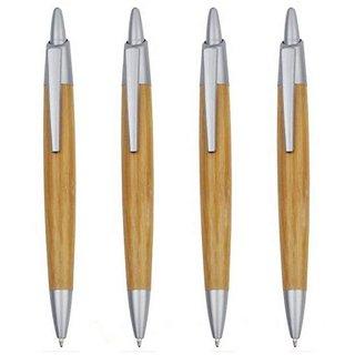 Tuelip Wooden Baseball Pen (pack Of 4)