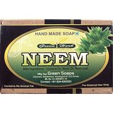 Handmade  Herbal Neem Soap(Pack  Of 6)