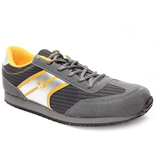 Sierra Men's Gray Running Shoes