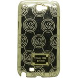 Snooky Golden Hard Back Cover For Samsung Galaxy Note 2 N7100 Td8705