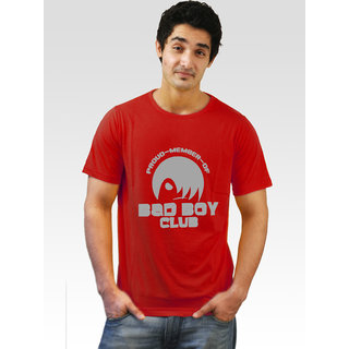 Incynk Men's Bad Boy Club Tee (Red)