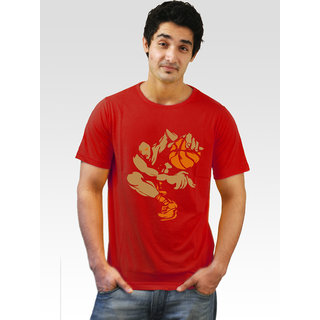 Incynk Men's Play Time Tee (Red)