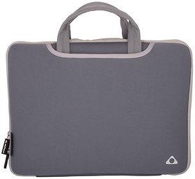 Stuffcool Go Easyfit Sleeve For Upto Macbook 13  Laptop 14 - Grey