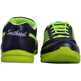 SS Black  Green Running Shoes