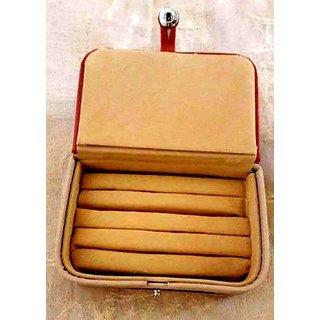 Kriti Fashion Finger Ring Box-Brown
