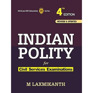 Indian Polity (English) 4th Edition Author: M Laxmikanth