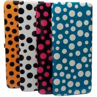 Beautiful Stylist Candy Print Wallet Purse for Girls Women