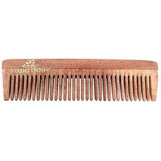 Vedic Delite Neem Wooden Pocket Comb