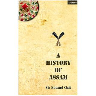 A History Of Assam (Pb)