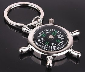 love4ride Magnetic Waterproof Compass Keychain For House Car Office Bike Key