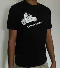 Banjare Ghumo Slim Tshirt for Men