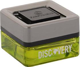 DISCOVERY - Gel Based Car Air Freshener - Fragrance-Siberia-Green-40ml-DSC08