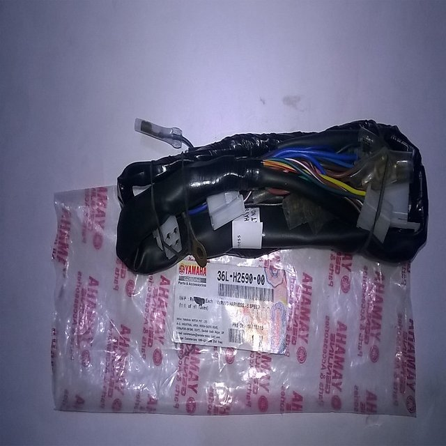 RX135 5SD WIRING HARNESS on