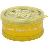 Especially Fragrant - Natural Plants Gel Based Car Air Freshener  Fragrance-FLOWER-Yellow-80ml-ATL921