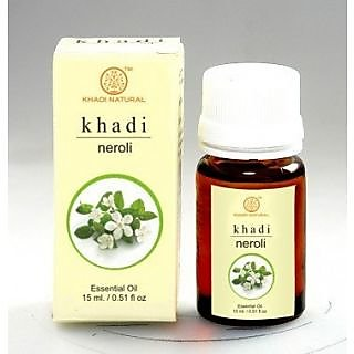 Khadi Herbal Neroli Essential Oil, 15ml