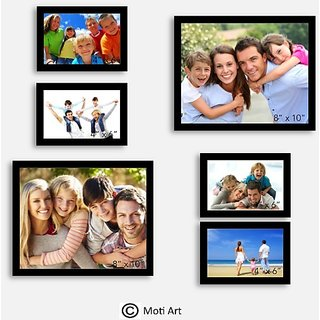 Photo Frame Collage Set of 6