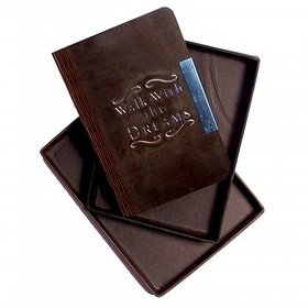 Personal writing diary and notebook