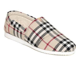 Ziera Cruzberry Men Beige Casual Shoes (ZE1137)