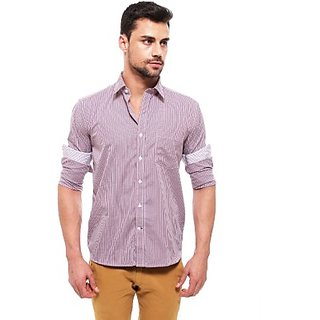 Jermyn Crest Mens Checkered Casual Shirt