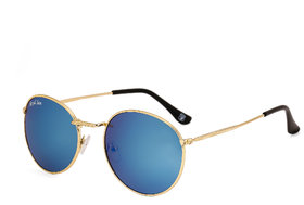 Royal Son Blue UV Protection Sunglass-RS0018AV