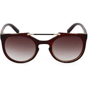 Royal Son Women Brown UV Protection Sunglass-WHAT2975