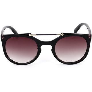 Royal Son Women Black UV Protection Sunglass-WHAT2990