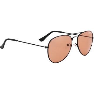 Royal Son Orange UV Protection Sunglass-RS0016AV