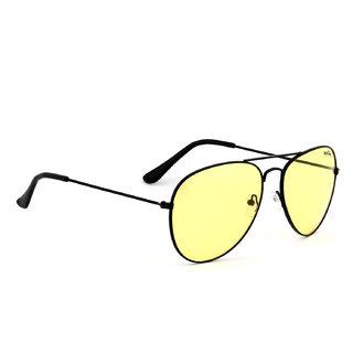 Royal Son Yellow UV Protection Sunglass-RS0015AV