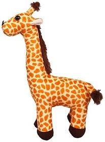 Tabby Toys Cute Giraffe Soft Toy  - 35 cm (Brown)