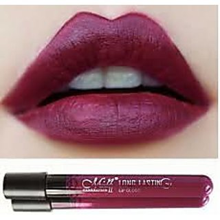 M N 12Hour Lasting Matte Lipcolors Imported