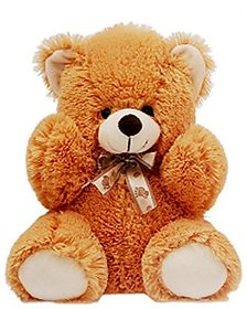 Tabby Toys Cute Sweet Brown Teddy Bear - 36 Cm (3-4 Years)