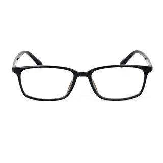 Royal Son Black Unisex Eye Glasses -RS04250ER