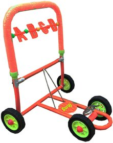 Suraj Baby Activity Walker Red With Tin Tin Sound For Your Kids Se-Aw-03